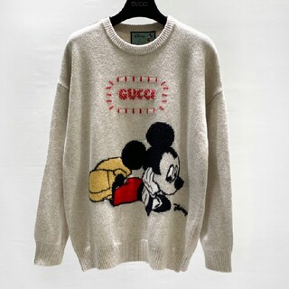 Gucci - ☆ GUCCI ディズニー x グッチ ウール セーター