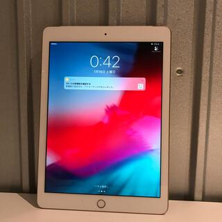 アップル(Apple)の美品 Apple iPad 第6世代 Wi-Fi Cellular 32GB (タブレット)