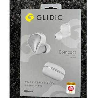 ソフトバンク(Softbank)のGLIDIC Sound Air TW-6000 ペールグレー(ヘッドフォン/イヤフォン)
