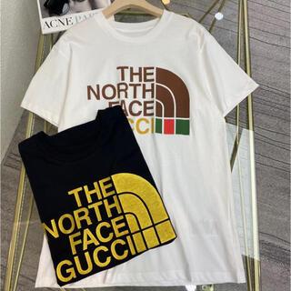 GUCCI×North face Tシャツ