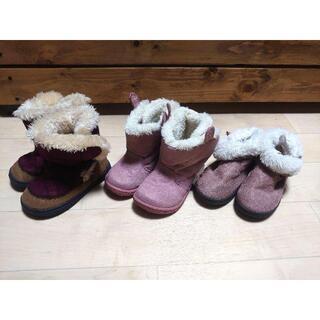 12.ブーツ まとめ売り 15cm(ブーツ)