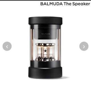 BALMUDA - バルミューダ スピーカー BALMUDA The Speaker M01A-BK