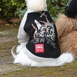 エドウィン(EDWIN)の新品 エドウィン EDWIN  アメリカンスウェット 犬服 ドッグウェア(犬)