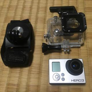 ゴープロ(GoPro)のGo pro HERO3(コンパクトデジタルカメラ)