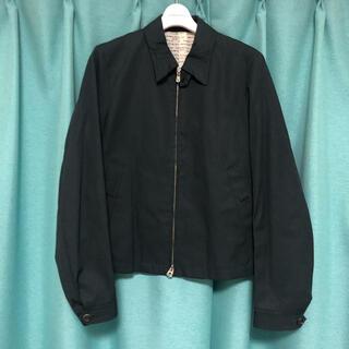 ナンバーナイン(NUMBER (N)INE)のsoloist music zip up jacket  46 ネイビー(ブルゾン)