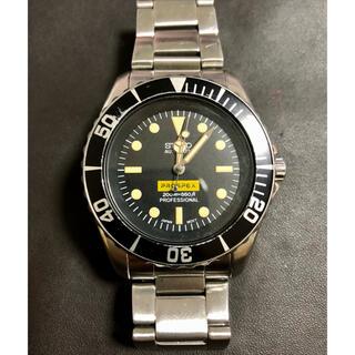 セイコー(SEIKO)のセイコーSNZFカスタム プロスペックス仕様(腕時計(アナログ))
