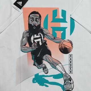 adidas - 新品 未使用 アディダス Tシャツ ハーデン NBA バスケ 練習着  L
