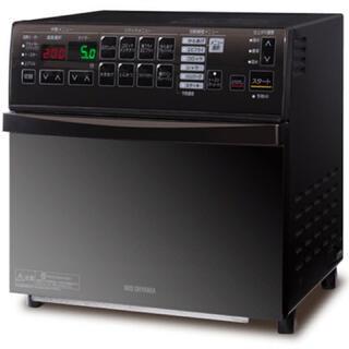 アイリスオーヤマ(アイリスオーヤマ)のFVXM3BB コンベクションオーブン ブラック(調理機器)
