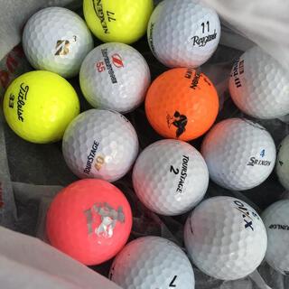 キャロウェイ(Callaway)のロストゴルフボール 25個(ゴルフ)
