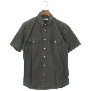 グリーンレーベルリラクシング(green label relaxing)のgreen label relaxing カジュアルシャツ メンズ(シャツ)