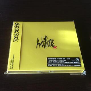 ワンオクロック(ONE OK ROCK)のAmbitions 初回限定盤(ポップス/ロック(邦楽))