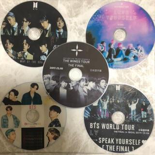 ボウダンショウネンダン(防弾少年団(BTS))のBTS special 5枚組 超おすすめ(ミュージック)