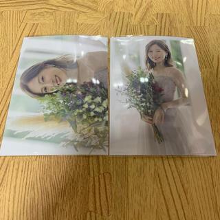 ノギザカフォーティーシックス(乃木坂46)の白石麻衣 卒業記念生写真 ドレス④(女性アイドル)