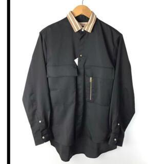 ステュディオス(STUDIOUS)のクルニ 18SS クレリックシャツ(シャツ)