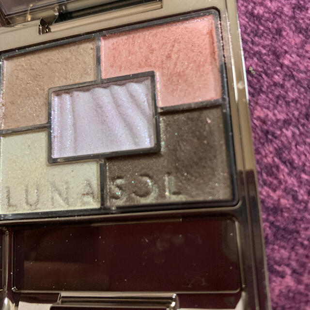 LUNASOL(ルナソル)のタイムセール♥️LUNASOL オーロライズアイズ02 コスメ/美容のベースメイク/化粧品(アイシャドウ)の商品写真