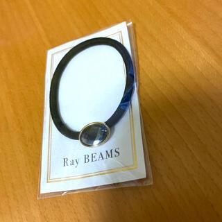 レイビームス(Ray BEAMS)のビジューヘアゴム(ヘアアクセサリー)