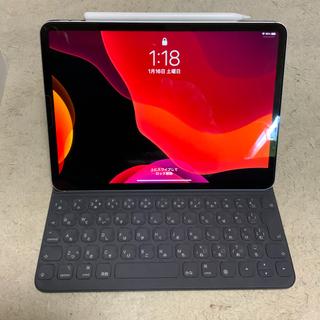 アップル(Apple)のiPad Pro 11 64GB simフリー pencil2 キーボード 他(タブレット)