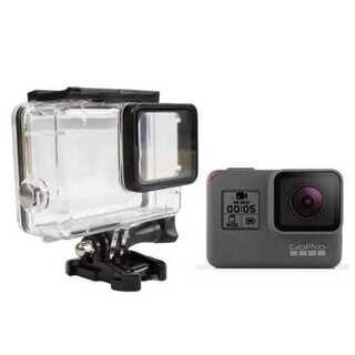 GoPro 防水ハウジングケース カメラ Hero 5 6 専用 互換品 水中(コンパクトデジタルカメラ)