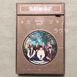ボウダンショウネンダン(防弾少年団(BTS))のBTS MAGIC SHOP JAPAN 日本公演 Blu-ray(ミュージック)
