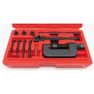 バイクチェーンカッター 工具セット カット圧入カシメ(工具)