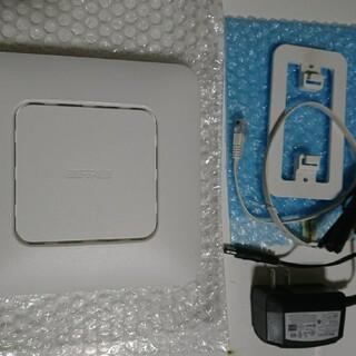 バッファロー(Buffalo)のバッファロー 無線ルーター WSR-1166DHP3-WH(PC周辺機器)