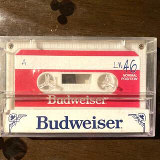 バドワイザー カセットテープ(その他)