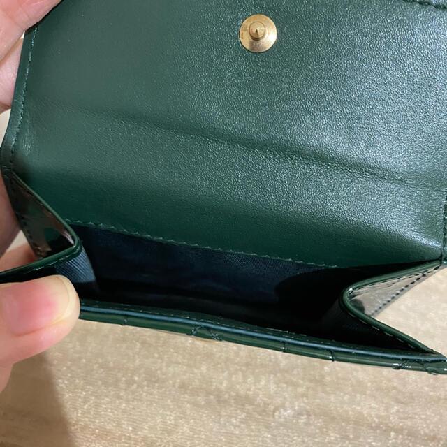 Christian Dior(クリスチャンディオール)の美品 Dior 折り財布 レディディオール レディースのファッション小物(財布)の商品写真