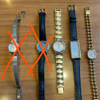 セイコー(SEIKO)のレディース 時計 5点(腕時計)