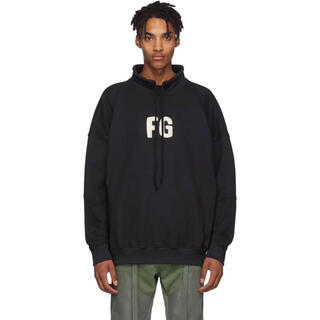 FEAR OF GOD - FEAR OF GOD 継接ぎ スウェット