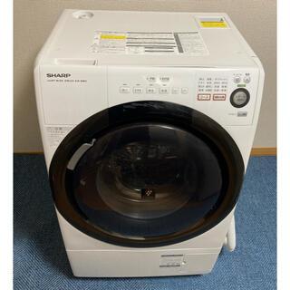 SHARP - ✨配達設置込み✨大阪付近❗️ドラム洗濯機、2013年製