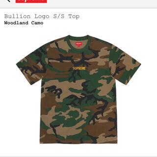 シュプリーム(Supreme)のsupreme bullion logo S/S top(Tシャツ/カットソー(半袖/袖なし))