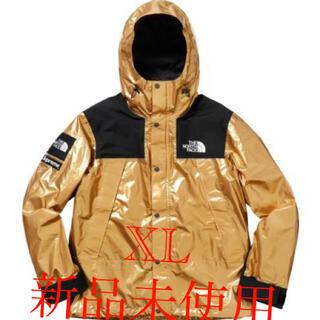 Supreme - Supreme The North Face Metallic Gold XL