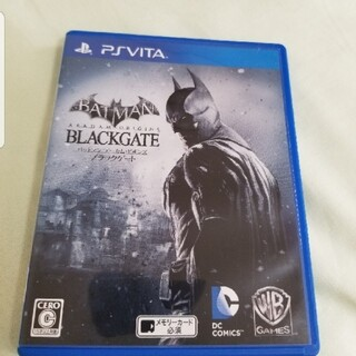 PlayStation Vita - バットマン:アーカム・ビギンズ ブラックゲート Vita