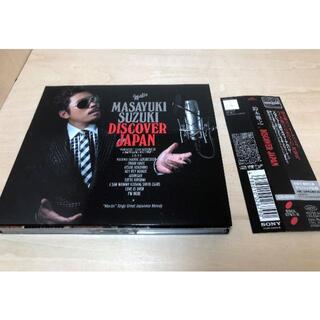 鈴木雅之 DISCOVER JAPAN 初回生産限定盤CD+DVD(ポップス/ロック(邦楽))
