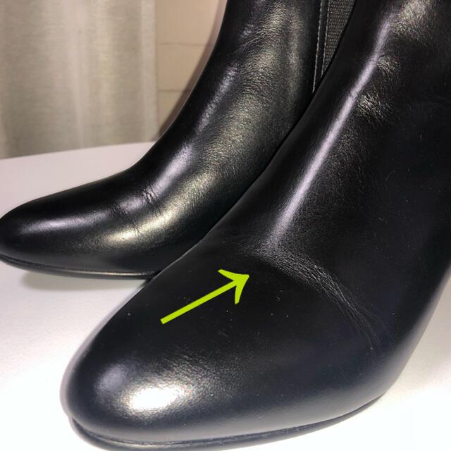 REGAL(リーガル)のリーガル サイドゴア ブーツ 22〜23 レディースの靴/シューズ(ブーツ)の商品写真