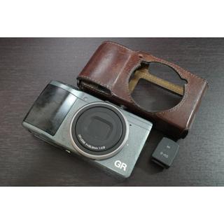 リコー(RICOH)のGR Limited Edition(世界限定5,000台)+GV-2他おまけ付(コンパクトデジタルカメラ)