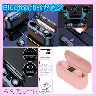 ❤最新Bluetooth ワイヤレス イヤホン iPhone対応❤(ヘッドフォン/イヤフォン)