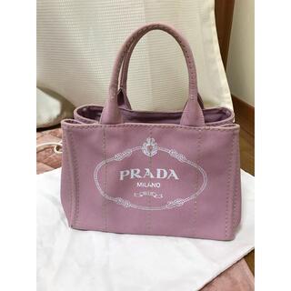 PRADA - プラダ カナパ Sサイズ