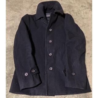 ジャーナルスタンダード(JOURNAL STANDARD)のジャーナルスタンダード シングルpコート ブラック Mサイズ(ピーコート)