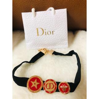 Christian Dior - DIOR ノベルティ ネックレスかブレスレット限定品