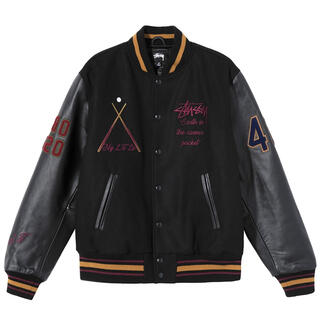 ステューシー(STUSSY)のStussy 40th anniversary Ist Jacket (スタジャン)