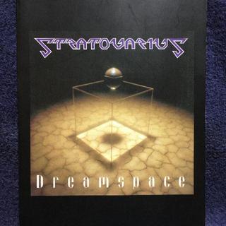 STRATOVARIUS Dreamspace バンド・スコア(その他)