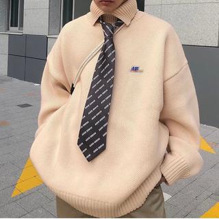 MAISON KITSUNE' - 【希少】adererror アーダーエラー ニット セーター