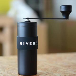 スノーピーク(Snow Peak)の7%クーポン値下げ!GRIT コーヒーグラインダー RIVERS マットブラック(コーヒーメーカー)