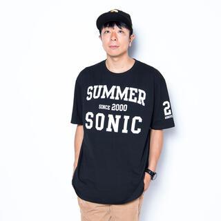 2019 Tシャツ サマーソニック L(Tシャツ/カットソー(半袖/袖なし))