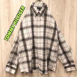 【美品】トミーヒルフィガー41(Tシャツ/カットソー(半袖/袖なし))