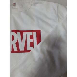 マーベル(MARVEL)の『MARVEL』トレーナー☆ごくごくノーマル☆(*´-`)(Tシャツ/カットソー(七分/長袖))