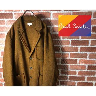 Paul Smith - 【美品】Poul smith ポールスミス 高級 好カラー カーディガン
