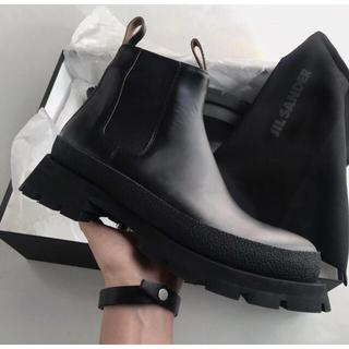 Jil Sander - jil sander plus 20aw 19aw ブーツ