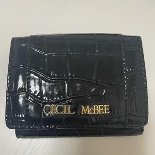 セシルマクビー(CECIL McBEE)のCECIL McBEE 折りたたみ財布(財布)